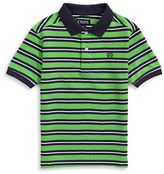 Chaps Stripe Polo
