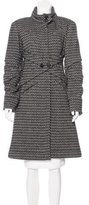 Chanel Tweed Wool Coat