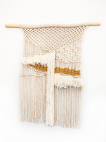 Oliver Gal Handmade Woven Tapestry Wall Hanging