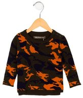 Zadig & Voltaire Boys' Wool Camouflage Sweater w/ Tags
