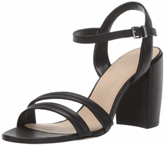Kenneth Cole New York Women's Alora Ankle Strap Heeled Sandal
