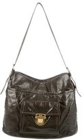 Marc Jacobs Green Leather Hobo