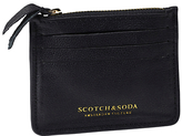Scotch & Soda Classic Leather Card Holder