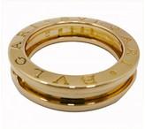 Bulgari 750 Pink Gold B Zero1 Ring Size 7