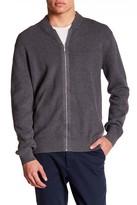 Ben Sherman Knit Lightweight Bomber Jacket