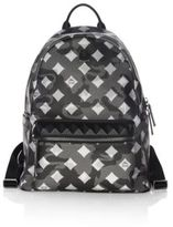 MCM Stark Canvas Backpack