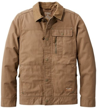 L.L. Bean Men's L.L.Bean Utility Jacket