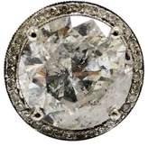 18K White Gold Round Brilliant Diamond Ring