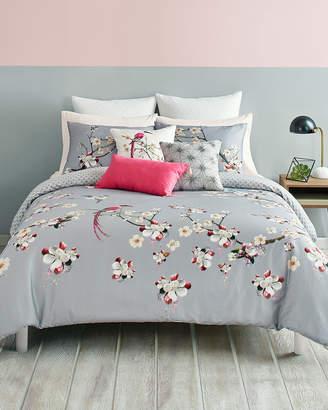 Ted Baker Flight of the Orient Full/Queen Comforter Set