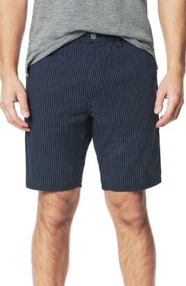 Joe's Jeans The Brixton Pinstripe Slim Straight Shorts