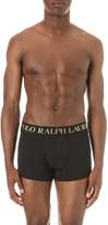Polo Ralph Lauren Logo-band stretch-cotton trunks