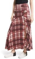 Free People Women's Season Of The Wind Midi Skirt