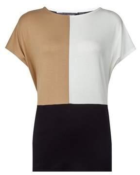 Dorothy Perkins Womens Multi Colour Short Sleeve T