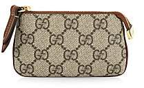 Gucci Women's GG Supreme Key Case
