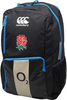 Canterbury England Rugby Medium Backpack Anthracite