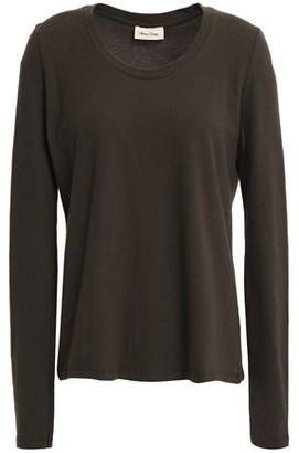 American Vintage Opyntale Cotton-blend Jersey Top