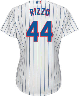 Majestic Women Anthony Rizzo Chicago Cubs Replica Jersey