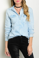 CI SONO Chambray Button Up