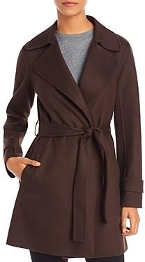Theory Oaklane Short Wrap Coat