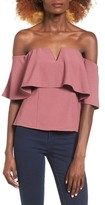 Leith Women's Off The Shoulder Top