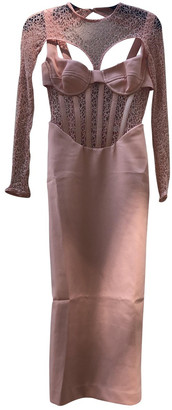 Dion Lee Pink Dress for Women