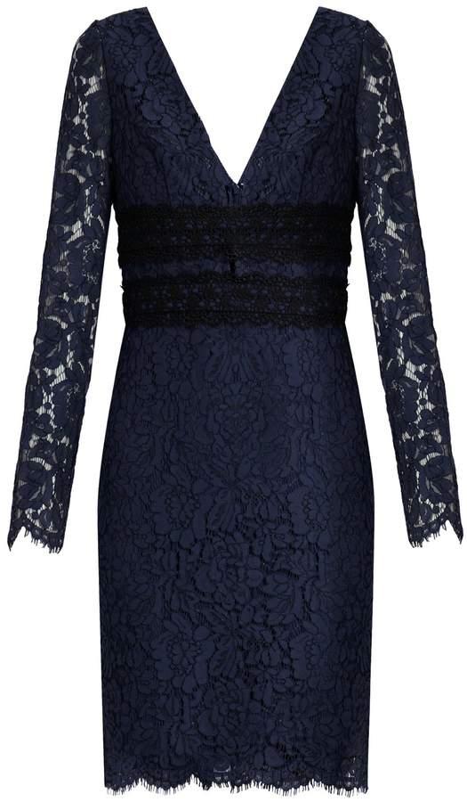 Diane von Furstenberg Viera dress