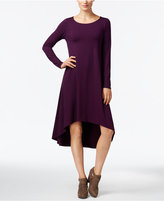 Eileen Fisher High-Low Shift Dress