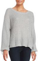 Ella Moss Tie Sleeve Sweater