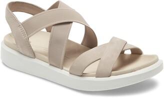 Ecco Flowt Strappy Sandal