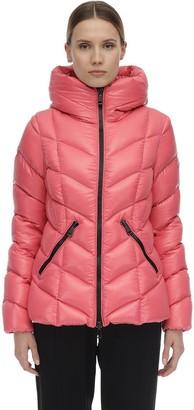 Moncler Fulig Nylon Laque Down Jacket