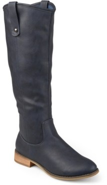 Journee Collection Women's Wide Calf Taven Boot Women's Shoes