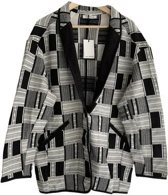 Gat Rimon Grey Cotton Jackets