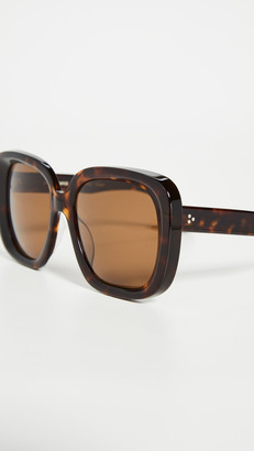 Oliver Peoples Nella Polarized Sunglasses