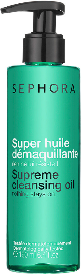 Sephora Supreme Cleansing Oil