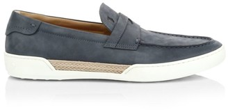 Tod's Mocassino Slip-On Leather Loafers