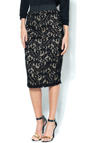 Ark n Co Lace Pencil Skirt