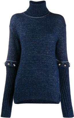 Chloé Detachable Sleeves Jumper