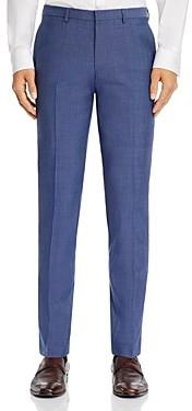 HUGO BOSS Hugo Hets Tic Weave Extra Slim Fit Suit Pants - 100% Exclusive