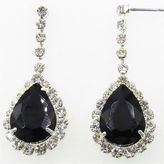 VIESTE ROSA Vieste Rosa Black Drop Earrings
