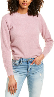 Vince Brushed Alpaca, Mohair & Wool-Blend Sweater