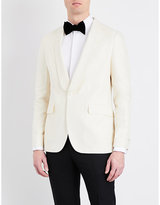 Boglioli Shawl lapel pure-silk tuxedo jacket