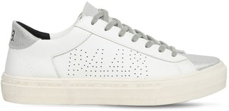 P448 20mm Y.c.s.l. Leather Sneakers