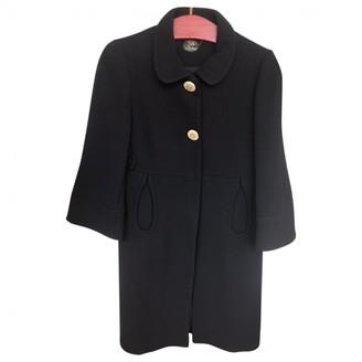 Anya Hindmarch Navy Wool Coats
