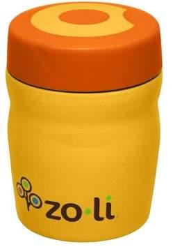 Zoli ZoLi DINE Stainless Steel Vacuum Insulated Food Jar, Orange