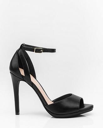 Le Château Cutout Ankle Strap Sandal