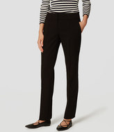 LOFT Petite Pintucked Straight Leg Pants in Julie Fit
