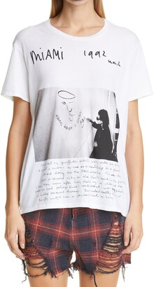 R 13 U2 Miami Boy Women's Graphic Tee