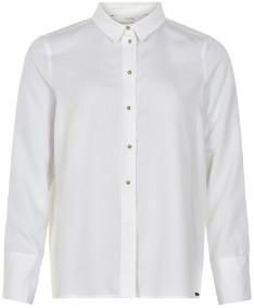 Nümph Bright White Majken Shirt - 7419015 - Viscose and Polyester | 40