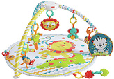 Fisher-Price Carnival Music & Lights Deluxe Play Gym