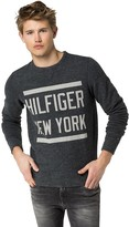 Tommy Hilfiger Signature Patch Sweatshirt